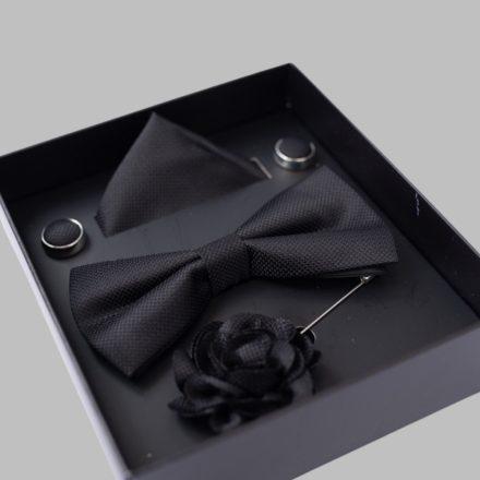FALCON'S Nyakkendő Szett (fekete)